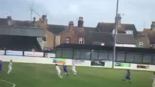 Lowestoft U19's vs Ipswich Wanderers