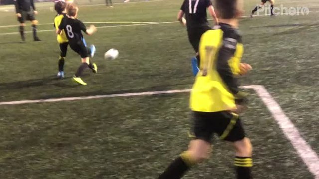 Ryann and Louis combine for Super goal