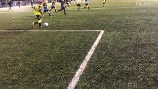 Ryann Goal Louis assist.