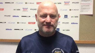 Steve Walker's post match comments after our 2-0 win over Hitchin