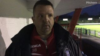 Thomas Baillie's post match comments after our 1-0 win at Redditch