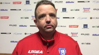 Thomas Baillie's post match comments after goalless draw with St Ives