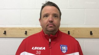 Thomas Baillie's post match comments after our 2-1 win at Coalville