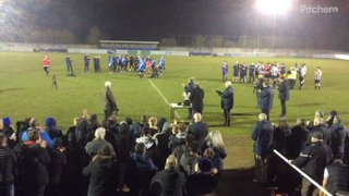 The Blues lift the Magnificent CSS Southern League Challenge Trophy