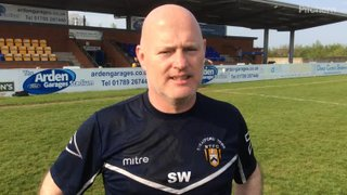 Steve Walkers post match comments after the Blues secure a play off spot