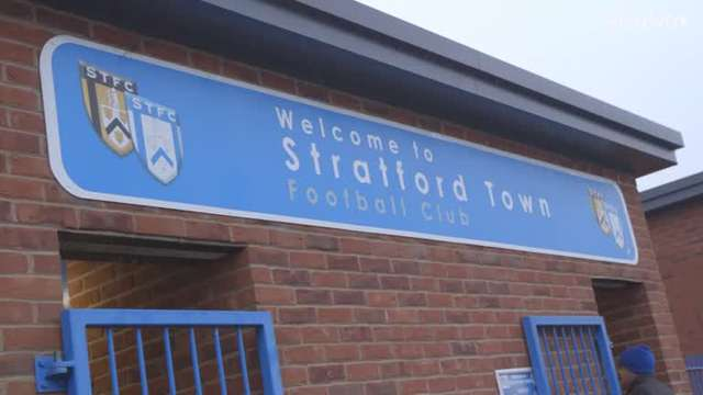 Everyone Active's/Stratford Leisure Centre's great video of a Matchday at Stratford Town