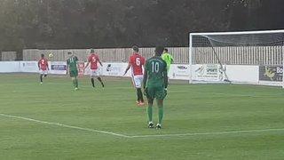Jeff Duah-Kessie 1st goal v Chatham Town