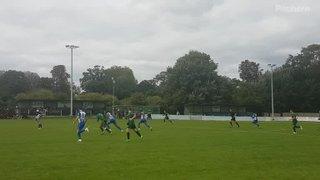 Zac Bryon goal v Thamesmead Town