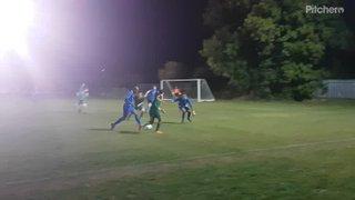 Klaudio Krasniqi goal v Kent Football