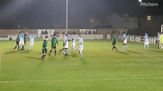 Kameron Mendez goal v HRBFC
