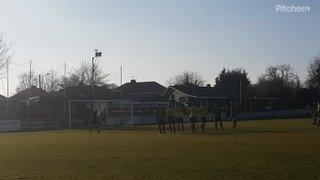 Liam Donaldson goal v Stansfeld