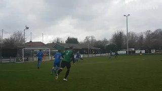 Jeff Duah-Kessie penalty v Sevenoaks Town