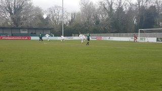 Zak Bryon goal v East Grinstead Town