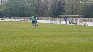 Kenny Aileru goal v Herne Bay