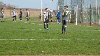 1st half chance 1