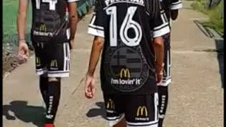 New Away Kit