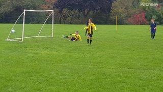 Goal Alfie 1-0