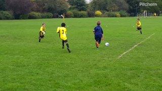 Goal Aaron 4-0
