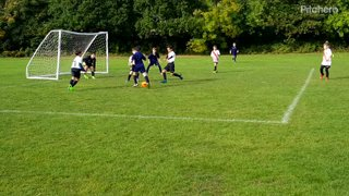 Goal 2-0 by Aaron