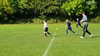 Goal 1-0 by Jack