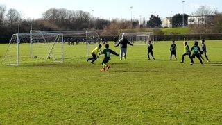 Goal Aaron 1-0