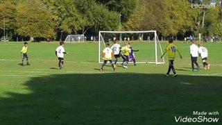 Goals 3-0 v ProFA