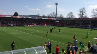 Cubs CTFC Visit - 14th April 2018 - Video 1