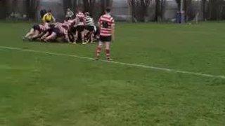 Bonus point try vs. Finchley