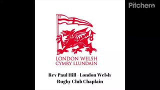 London Welsh Rugby Club Chaplain Christmas Message