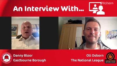 Pre-Season Interview with Danny Bloor