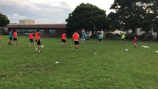1sts and 2nds Training.