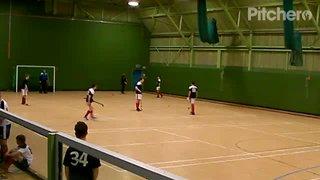 2nd Half Indoor mens/youths 5ths v 6's
