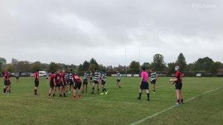 U15 Alton RFC vs U15 Reading RFC