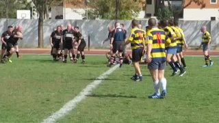 Beavers victorious in Spain v Denia March 2019
