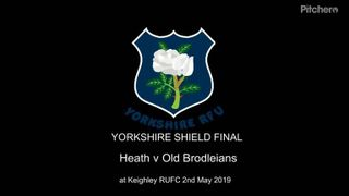 Yorkshire Shield Victory