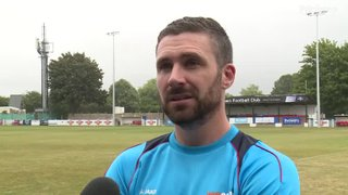 Ian Herring Reaction After Heavy Defeat to Chelmsford City