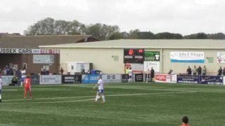 Goals vs Eastbourne Borough (28/09/2019)