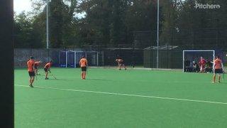 Men 1s Short corner 24min 1st Half 2nd Goal 13/10/2018
