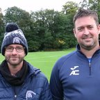 Marks and Clerke discuss Sherwood win