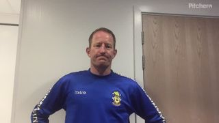 Post Match Interview - George Young - Bowers & Pitsea - Home