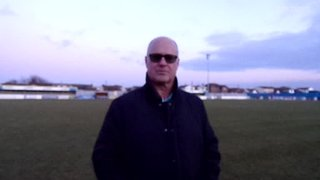 Chris Smith - Post Match Interview - Canvey Island - Away