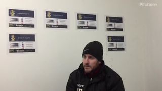 Assistant Manager James Roach - Post Match - Romford - Home