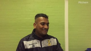 Interview with the U9 United Manager Chin