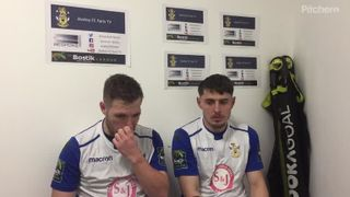 Post Match Interview with Conor Mead & Bobby Vaughan