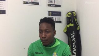 Welcome to goalkeeper Lamar Johnson who makes a return to the Millers