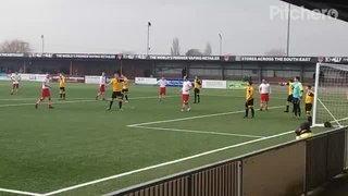 Jamie Bunn Goal