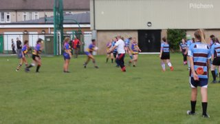 U15s great try vs Kingswood