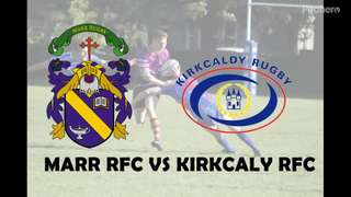 Marr Vs Kirkcaldy Lineup
