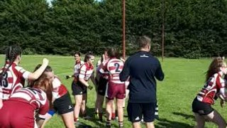 Line out Game Athy Blitz 14-9-2019