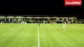 Liam Ellis' goal vs Hyde